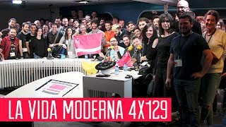 La Vida Moderna 4x129...es que la banda tributo de ETA se llame Zulo y la Contrabanda