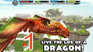 World of Dragons: Dragon Simulator - Walkthrough Part 1 - iPad, iPhone App. OS X 10.6.6 or later