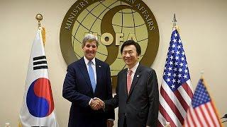 Kerry'den Kuzey Kore'ye yaptırım uyarısı Video