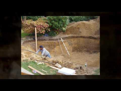 Koi pond construction guide youtube for Koi pond construction guide