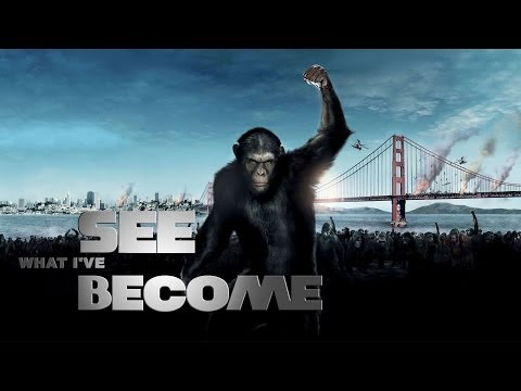 Rise of the Planet of the Apes Music Video - See What I've Become