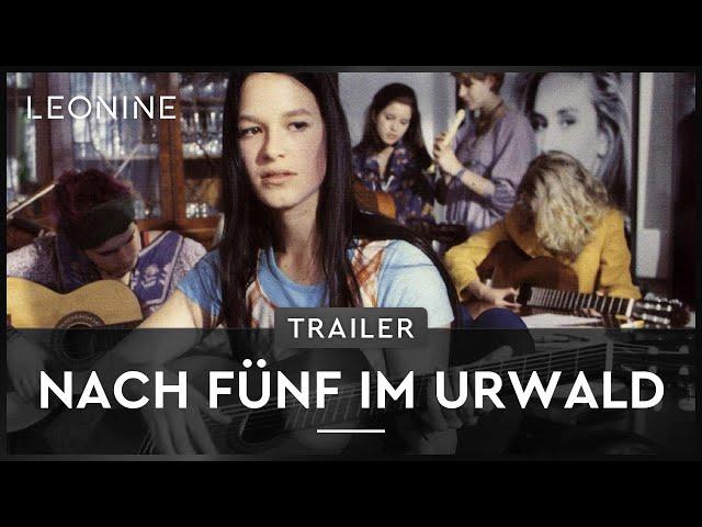 Nach fünf im Urwald - Trailer (deutsch/german)