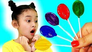Kinderlieder Und Lernfarben & New Baby Gombal Candy for Kids Children
