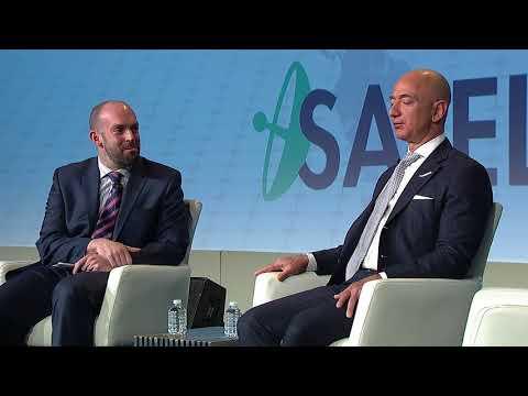 Watch Jeff Bezos' Keynote at SATELLITE