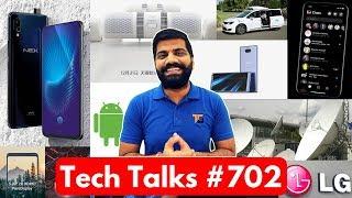 Tech Talks #702 LG 5G Phone, Project Soli, Windows 10, Robotic Arm, Messenger Dark Mode, DTH Packs