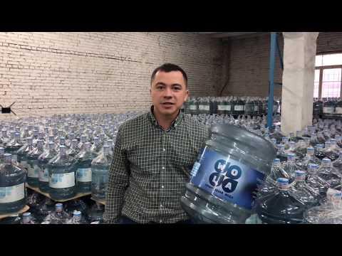 Вся правда о доставке воды в Москве!