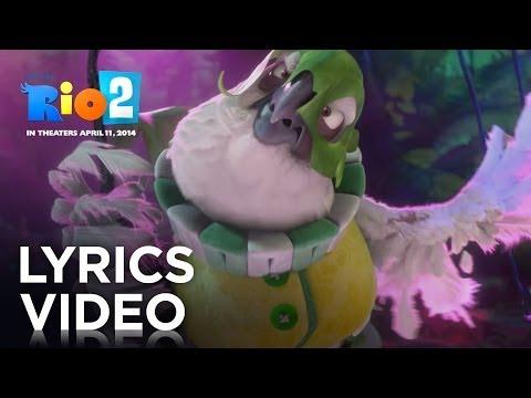 "Rio 2 | ""I Will Survive"" Lyrics Video | 20th Century FOX"
