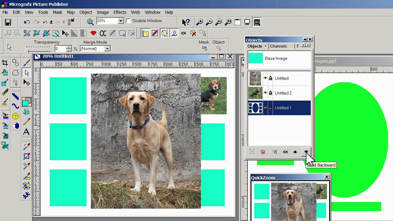 Create Collage Templates In Any Graphics Program Photoshop