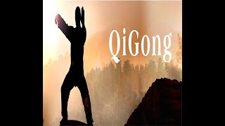 QiGong with Steve Goldstein live on Zoom on Saturday, January 2nd 2021