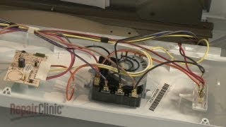 GE Dryer Timer Replacement #WE4M365 - YouTube   Ge Dryer Wiring Diagram Online      YouTube