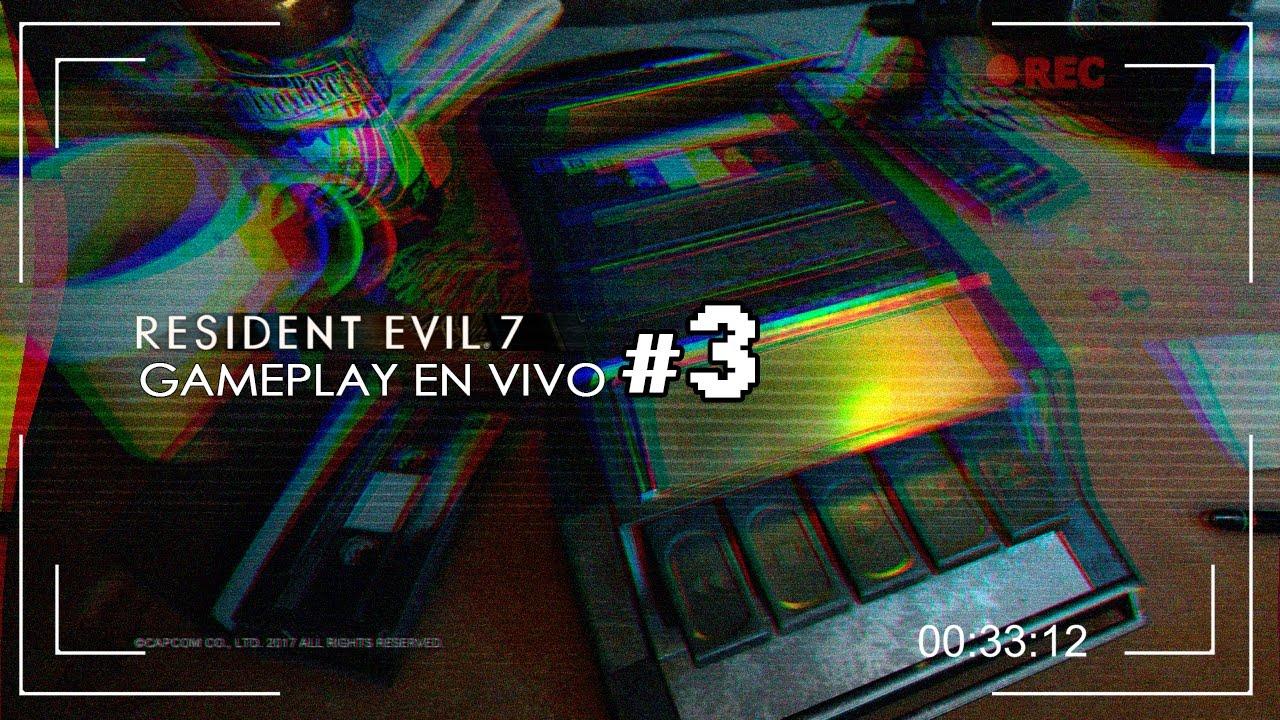 Resident Evil 7 Biohazard 3 Mam Se Transforma En Araa Transmisin Ps4resident Reg De Ps4 Vivo