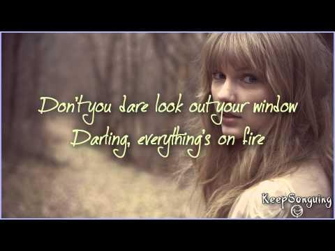 ♪ Taylor Swift Ft. The Civil Wars | Safe And Sound [Lyrics + Download]