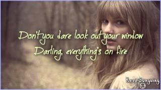 ♪ Taylor Swift ft. The Civil Wars | Safe and Sound [Lyrics + Download]