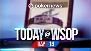 World Series of Poker 2021 (WSOP) Update - Day 14