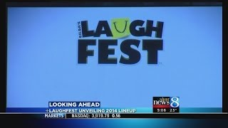 Lily Tomlin to headline LaughFest