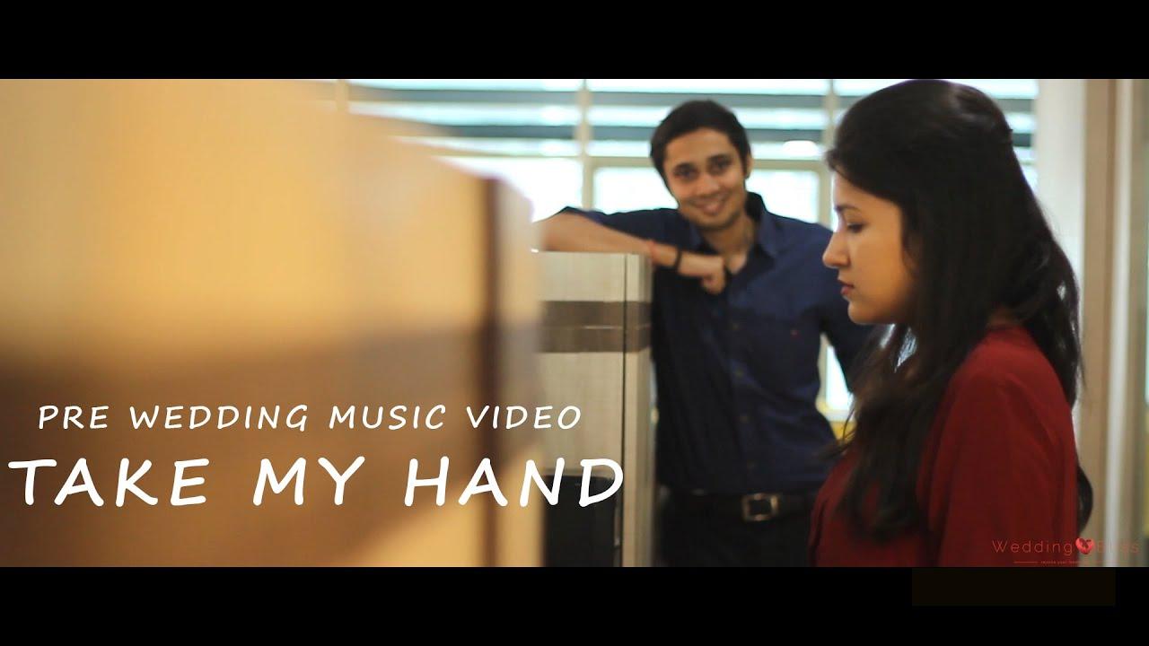 Pre Wedding Music Video Take My Hand Featuring Varad Chandni