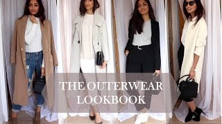 The Outerwear L O O K B O O K | Outerwear to Glam Up Any Outfit