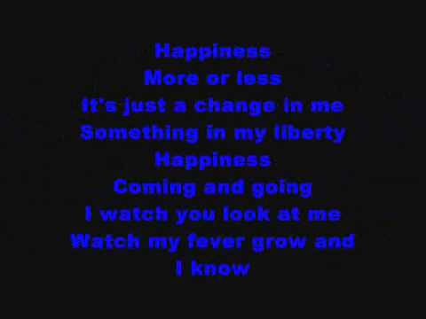 The Verve Lucky Man Lyrics