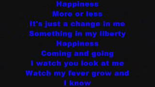 The Verve Lucky Man Lyrics