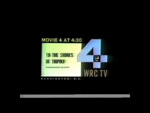 WRCTV CHANNEL 4 WASHINGTON DC FULL COLOR VIDEO 1