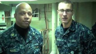 USS Porter Operations Specialists