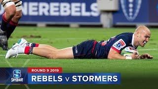 Rebels v Stormers I Super Rugby 2019 Rd 9 Highlights