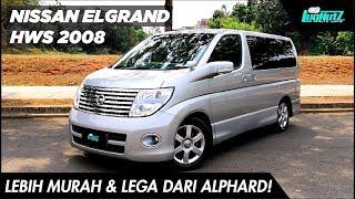 Nissan Elgrand Lebih Murah Dari Alphard! Mewah Seharga Avanza!