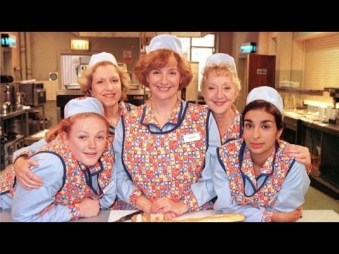 Dinnerladies Anne Reid Tribute To Victoria Wood Died 20th April 2016   Life Story Interview