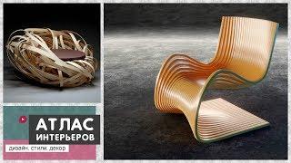 видео Почему мебель из массива такая красивая?