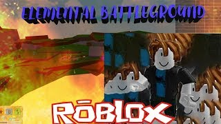 ROBLOX-ELEMENTAL WAR ALONG the EJ | ELEMENTAL BATTLEGROUND | PN COALITION