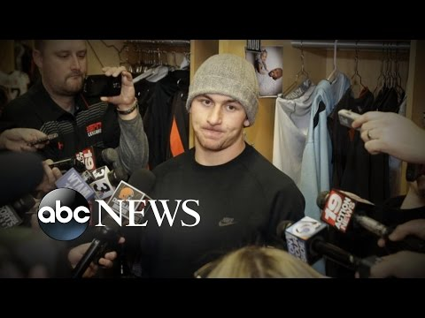 Johnny Manziel Overwhelmed in Court, Faces Domestic Violence Charge