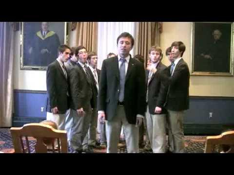Hamburg Song - Tufts Beelzebubs