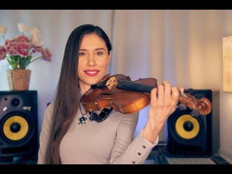 Как правильно держать скрипку