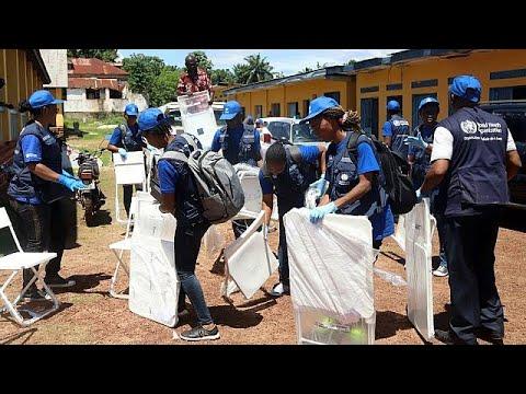 هروب ثلاثة مصابين بالإيبولا من حجر صحي في الكونغو  - نشر قبل 53 دقيقة