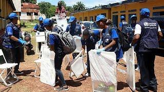 هروب ثلاثة مصابين بالإيبولا من حجر صحي في الكونغو