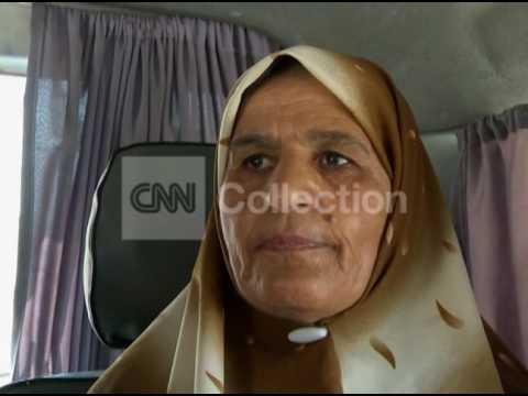 MIDEAST: GAZA BABY BORN INTO CONFLICT