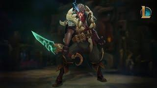 Pyke: Ölü Avcının İntikamı | Tanıtım Videosu - League of Legends