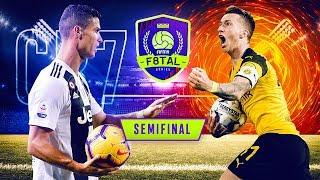 F8TAL RONALDO TOTY | SEMIFINAL | DjMaRiiO vs Cacho01