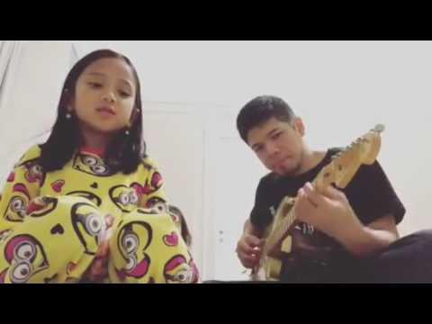 Abbey Ibrahim cover lagu Ost Tomorrow