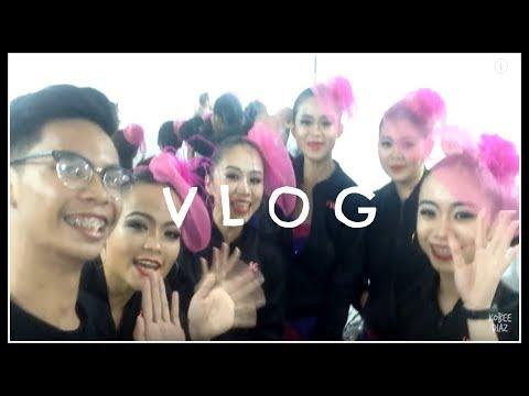 VLOG : International DanceXchange 2017 | Kobee Diaz
