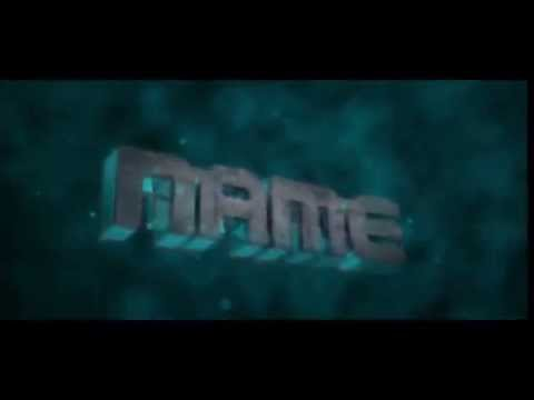 FREE Blue 3D Cinema 4D/AE Template!