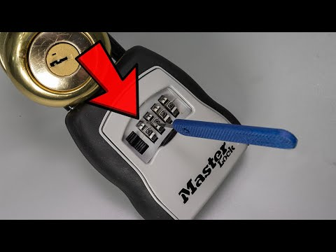 HeLP's Tips on Picking Locks