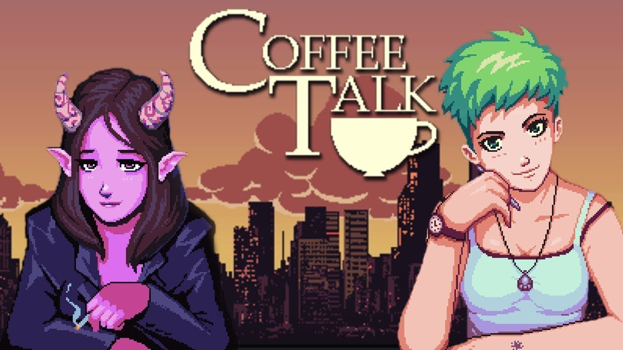 Coffee Talk Demo Gameplay Xbox One - YouTube
