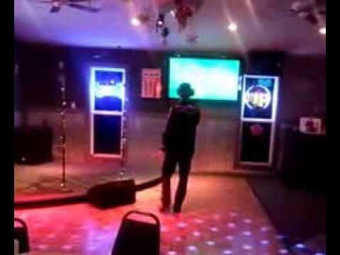 "Epic karaoke ""super-anus"""