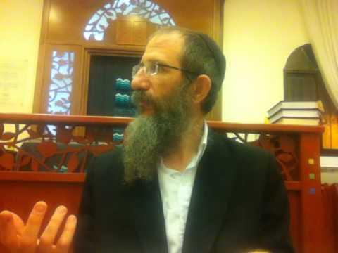 הרב ברוך וילהלם - תניא - ליקוטי אמרים - סיום פרק יד