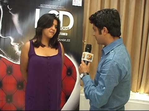 Ekta Kapoor- Vivek Mathpal