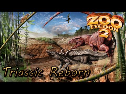 Zoo Tycoon 2: Triassic Reborn Part 7 - Arizonasaurus