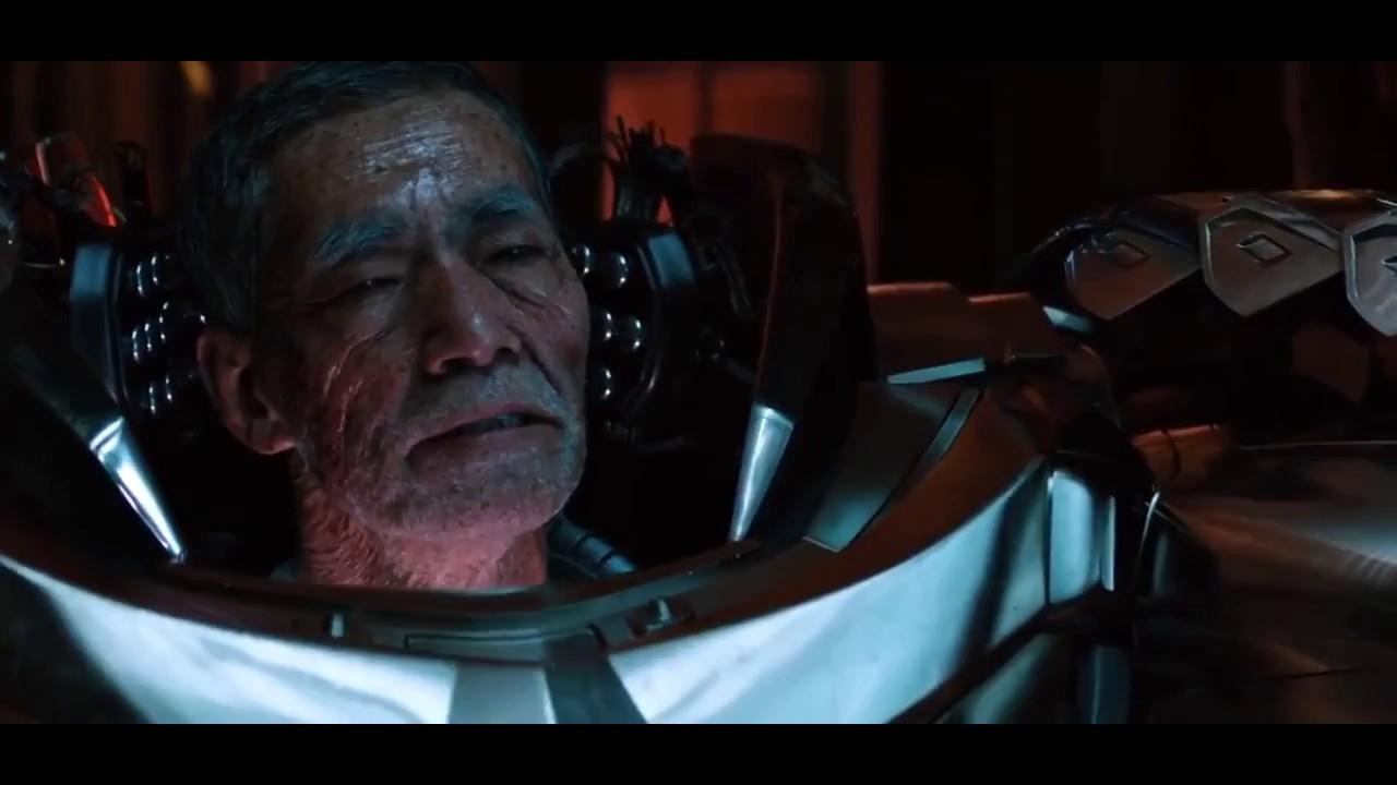Wolverine vs silver samurai the wolverine 2013 movie - Wolverine cgi ...