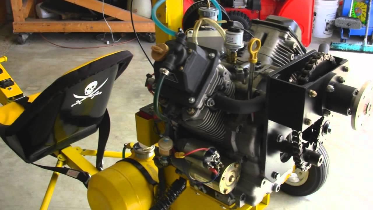 Kohler ultralight engine- Part 2
