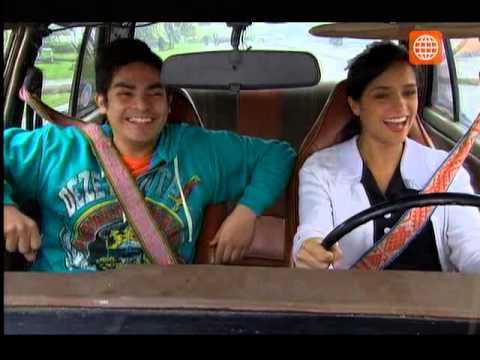 Al Fondo Hay Sitio: 'La monsefuana' le chocó el carro a Fernanda durante sus clases de manejo